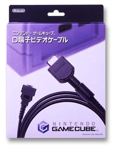 ゲームキューブ D端子