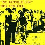Pochette de l'album pour No Future U.K?