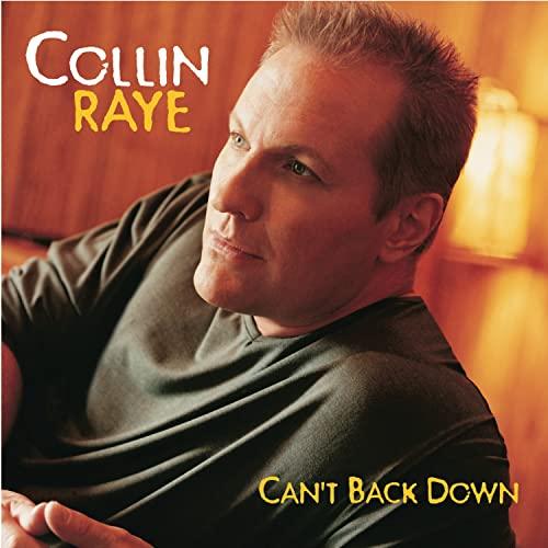 COLLIN RAYE - Can
