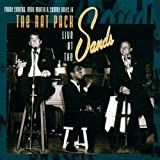 Copertina di album per The Rat Pack Live at the Sands