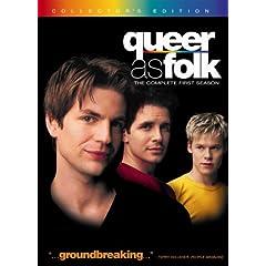 Queer as Folk Dvds