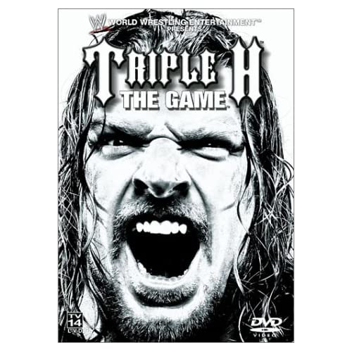 the game triple h logo