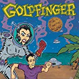 album art to Goldfinger