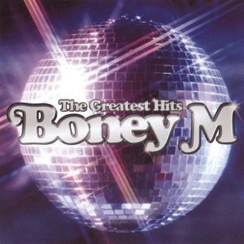 Boney M - Golden Hits 80-90