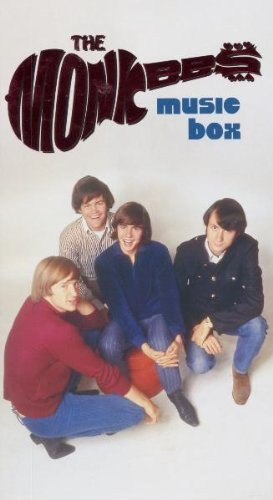 The Monkees - Music Box(Digibook-Edition) - Zortam Music