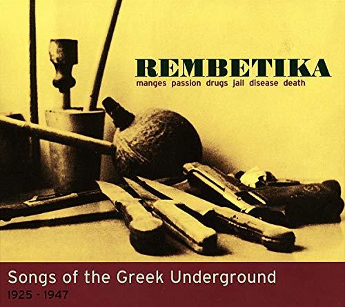 Various - Rembetika: Songs of the Greek - Zortam Music