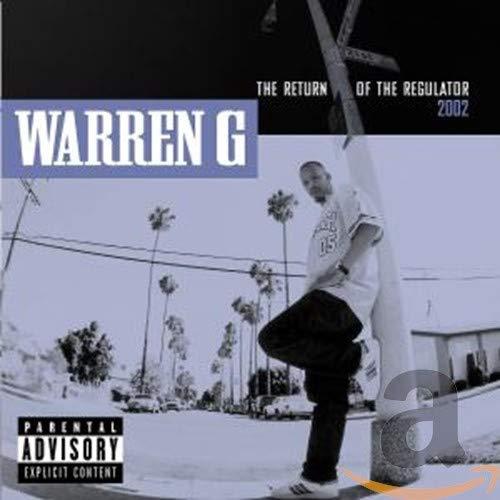 WARREN G - The Return of the Regulator - Zortam Music