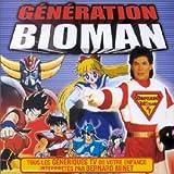 Album cover for Génération Bioman