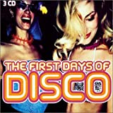Album cover for The First Days Of Disco