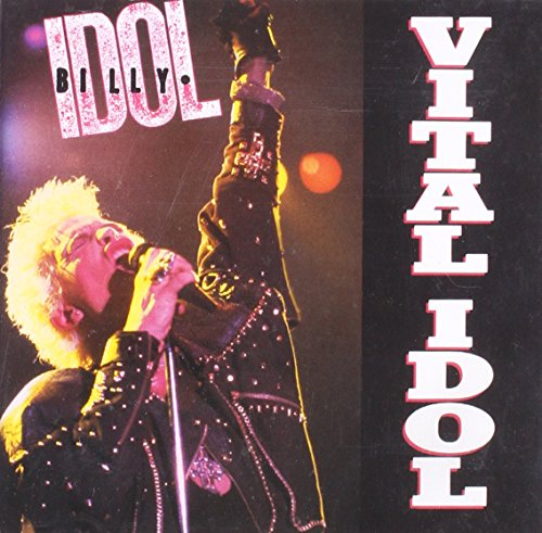 Billy Idol - Vital Idol (US CD) - Zortam Music