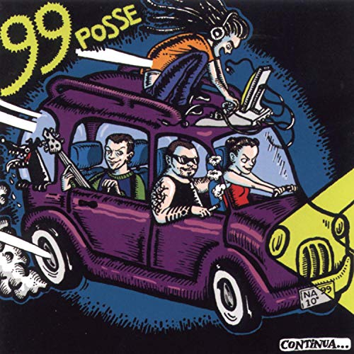 99 Posse - Na 99 10° - CD 2 - Zortam Music