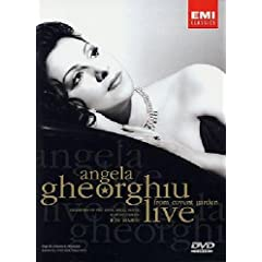 Angela Gheorghiu: Live from Covent Garden [Region 2]