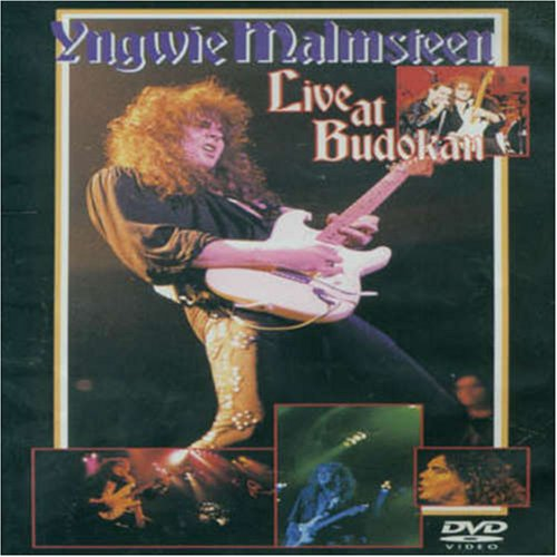 Yngwie Malmsteen: Live at Budokan [Region 2]