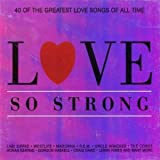 Cubierta del álbum de Love So Strong