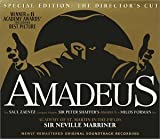 Amadeus (Special Edition: Director's Cut) (Newly Remastered Soundtrack Recording)