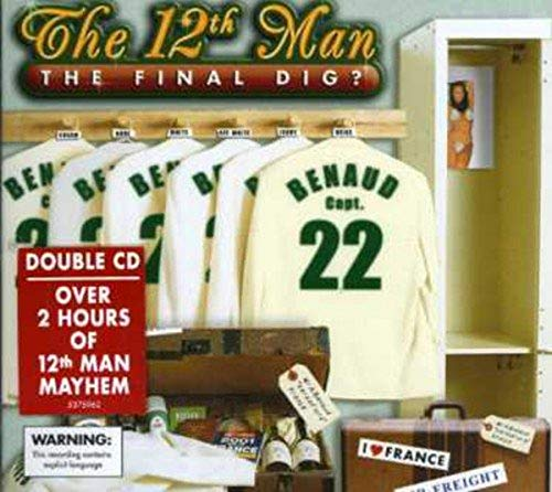 The 12th Man - The Final Dig - Zortam Music