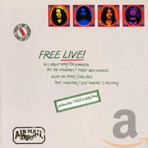 Free - Free Live: Remastered - Zortam Music