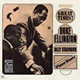Cubierta del álbum de Great Times! Piano Duets with Billy Strayhorn