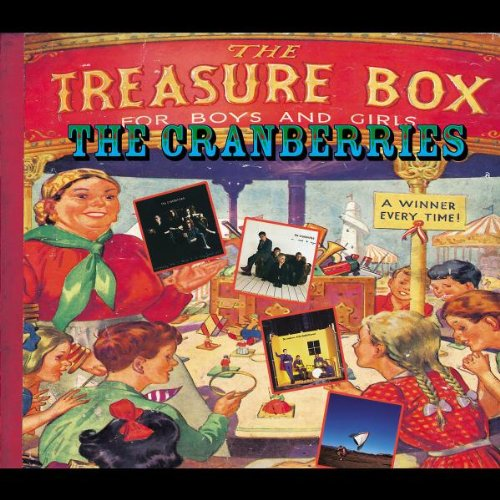 The Cranberries - Treasure Box: The Complete Sessions, 1991-1999 - Zortam Music