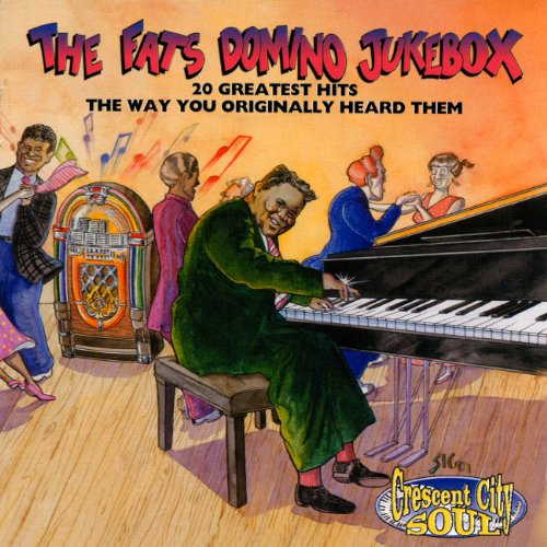 Fats Domino - The Fats Domino Jukebox: 20 Greatest Hits - Zortam Music