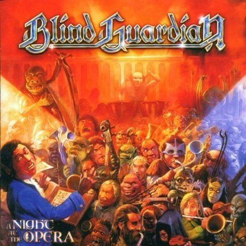 Blind Guardian - The Soulforged Lyrics - Zortam Music