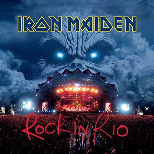 Iron Maiden - Rock In Rio (Disc 2) - Zortam Music