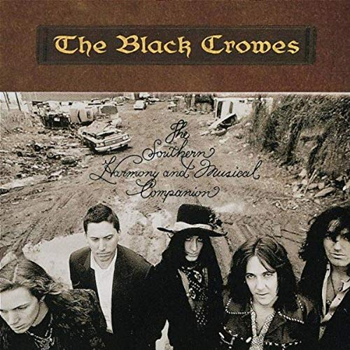 BLACK CROWES - Southern Harmony And Musical Companion - Zortam Music