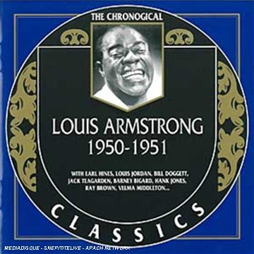 The Chronological Classics: Louis Armstrong 1950-1951