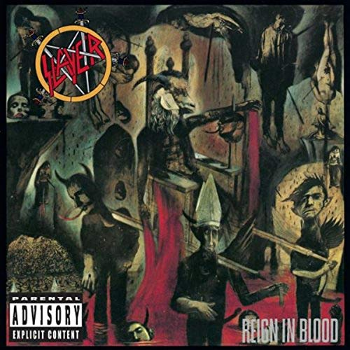SLAYER - Seasons In The Abyss / Reign In Blood - Zortam Music
