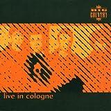 Pochette de l'album pour Live in Cologne