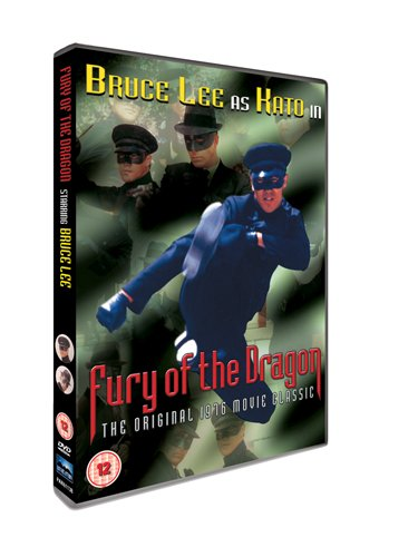 Bruce Lee Fury of the Dragon