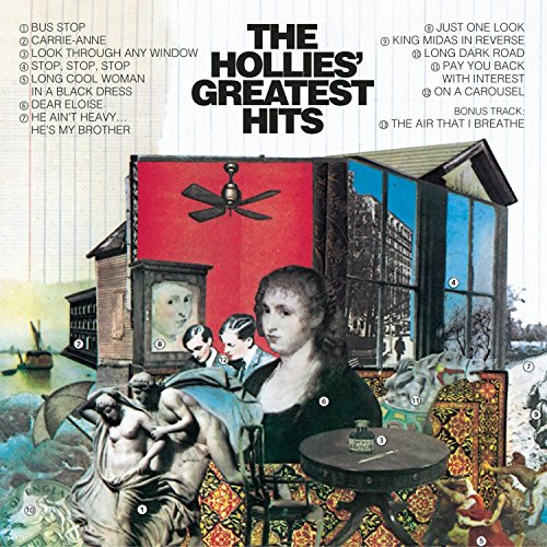 The Hollies - Hollies - Hollies Greatest Hits - Zortam Music
