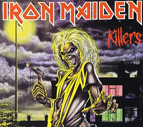 Iron Maiden - KILLERS - Zortam Music