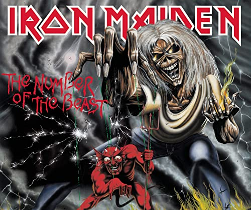 Iron Maiden - The Number Of The Beast (Bonus - Zortam Music