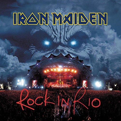 Iron Maiden - Rock In Rio (Disc 1) - Zortam Music