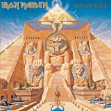 album art to Powerslave (bonus disc)