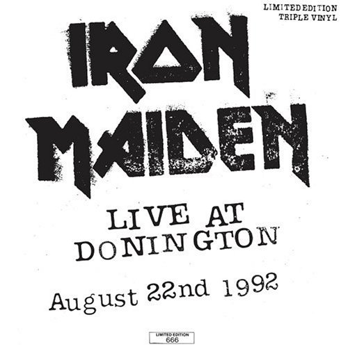 Iron Maiden - Live At Donington (Disc 1) - Zortam Music