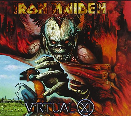 Iron Maiden - Virtual - Zortam Music