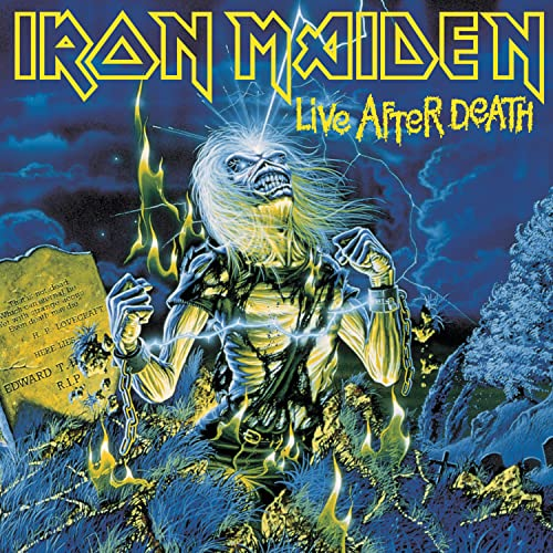Iron Maiden - Live After Death - Zortam Music