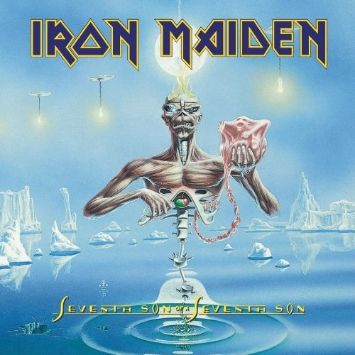 Iron Maiden - Seventh Son Of A Seventh Son (Bonus Cd) - Zortam Music