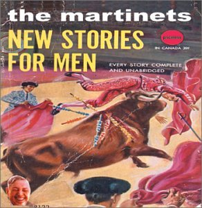 The Martinets - New Stories For Men - Zortam Music