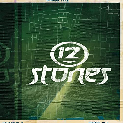 12 Stones by 12 Stones album cover