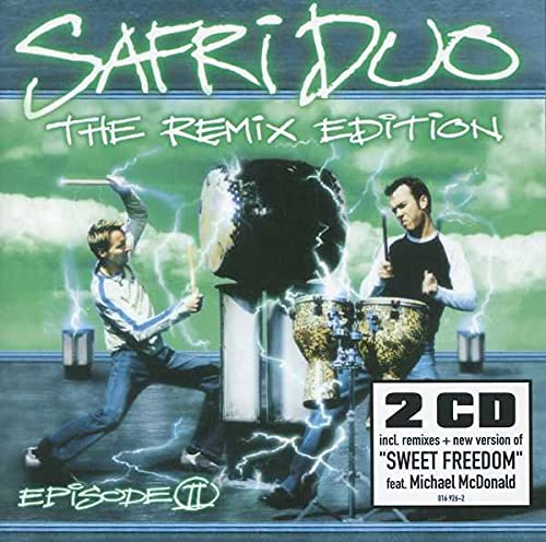 Safri Duo - Episode II - Zortam Music