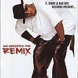 Pochette de l'album pour P Diddy and Bad Boy: We Invented the Remix 1