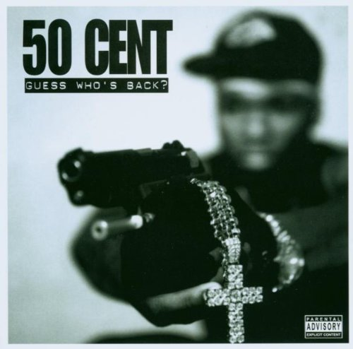 Guess Who's Back by 50 Cent album cover