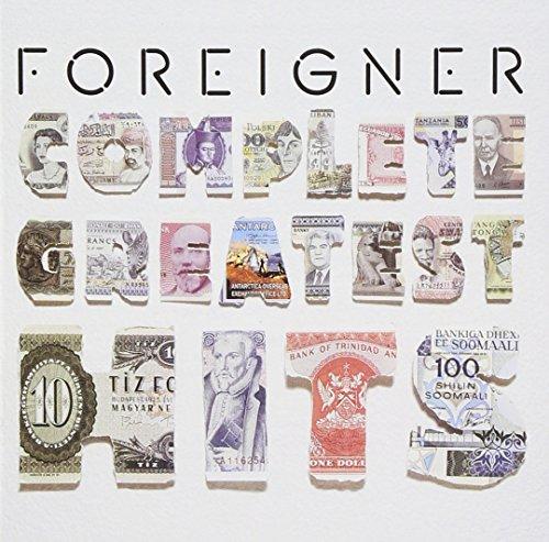 Foreigner - Foreigner - Complete Greatest - Zortam Music