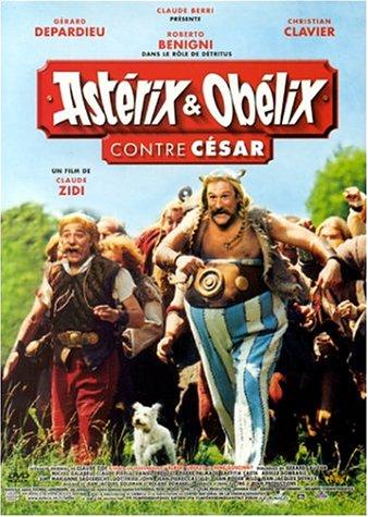 Астерикс и Обелиск против Цезаря