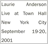 album art to Live at Town Hall New York City September 19-20, 2001 (disc 1)