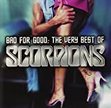 album art to Bad for Good: The Very Best of Scorpions