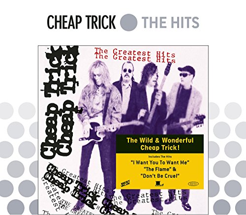 CHEAP TRICK - The Greatest Hits Cheap Trick - Zortam Music